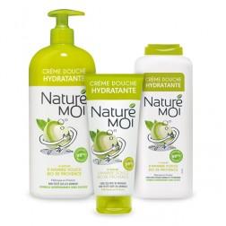 df2bb8da6e4 Crème douche hydratante - Naturé Moi À l amande douce BIO hydrate  et  nourrit notre épiderme.